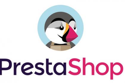 Image logo prestashop
