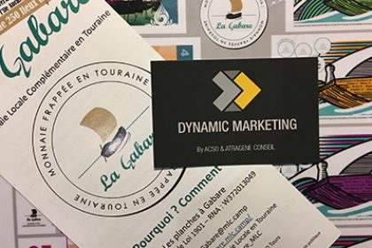 Dynamic Marketing & La Gabare