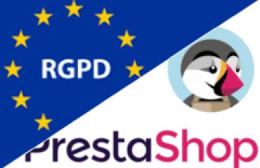 RGPD et Prestashop