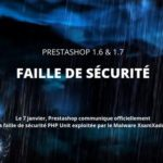 faille prestashop malware XsamXadoo bot